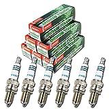DENSOイリジウムタフプラグ ライフ JB5/JB6/JB7/JB8用 1台分(6本)セット