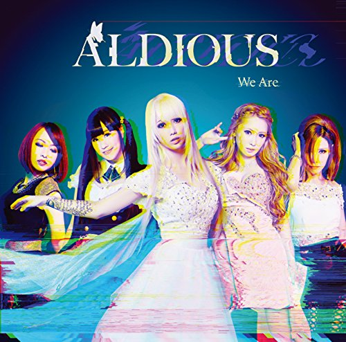 ALDIOUS – We Are [FLAC + MP3 320 + DVD ISO] [2017.11.29]