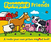 Lets Play: Farmyard Friends (Magnet Boards)