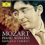 モーツァルト:ピアノ・ソナタ第8番、第13番、第17番、前奏曲とフーガ ハ長調K.394