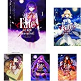 Fate/stay night[Heaven's Feel] [コミック] 1-5巻セット