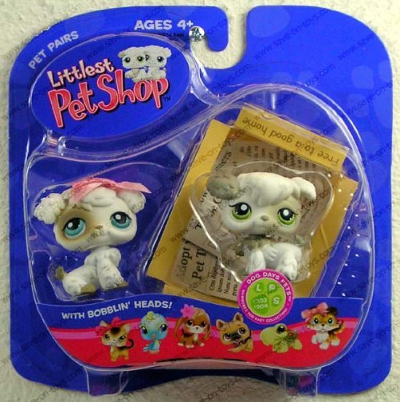 Littlest Pet Shop Pet Pairs - Puppies by Hasbro [並行輸入品]