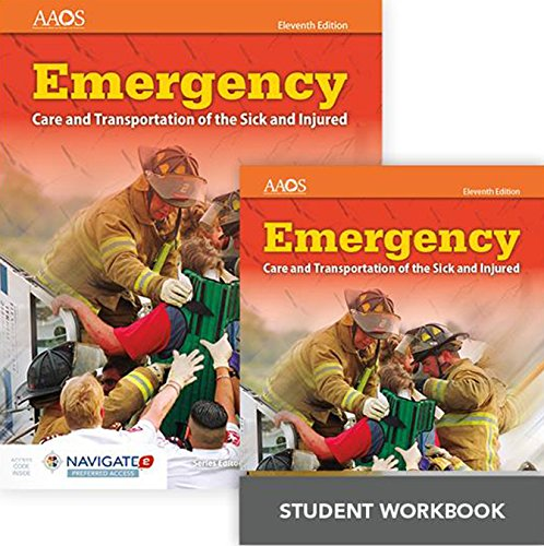 Download Emergency: Care and Transportation of the Sick and Injured 1284116573