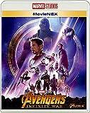 【初回限定封入特典あり】アベンジャーズ/インフィニティ・ウォー MovieNEX [ブルーレイ+DVD+デジタルコピー+MovieNEXワールド] [Blu-ray] (MARVEL 10th - THE RISE OF AN AVENGER DISC付き)
