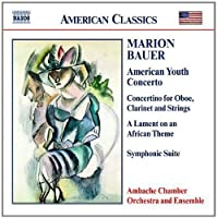 American Youth Concerto by MARION BAUER (2005-10-18)