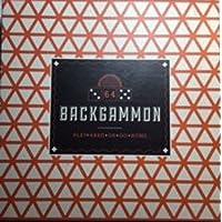 [ベル&カーフュー]Bell & Curfew Backgammon Play Hard or Go Home [並行輸入品]