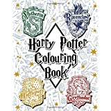 Harry Potter Colouring Book: Adult Colouring Books for Harry Potter Fans with 50 Design