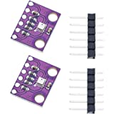 Rasbee BME280 大気圧センサ 温湿度センサー ブレイクアウト GY-BME280-3.3 Arduino用…