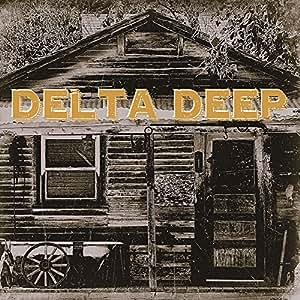 デルタ・ディープ『デルタ・ディープ』【CD(日本語解説書封入)】