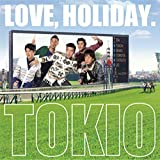 LOVE, HOLIDAY.(初回限定盤)(CD+DVD) [Limited Edition]