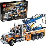 LEGO Technic 42128 Heavy-duty Tow Truck (2017 Pieces)