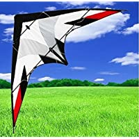 Lightning ☆ 軽量大型凧180cm カイト◆ガンガン上昇!楽しいカイト  [おもちゃ&ホビー]