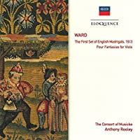 Ward: First Set of English Madrigals Four Fantasia