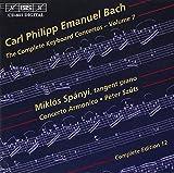 C.P.E. Bach - Keyboard Concertos, Vol.7