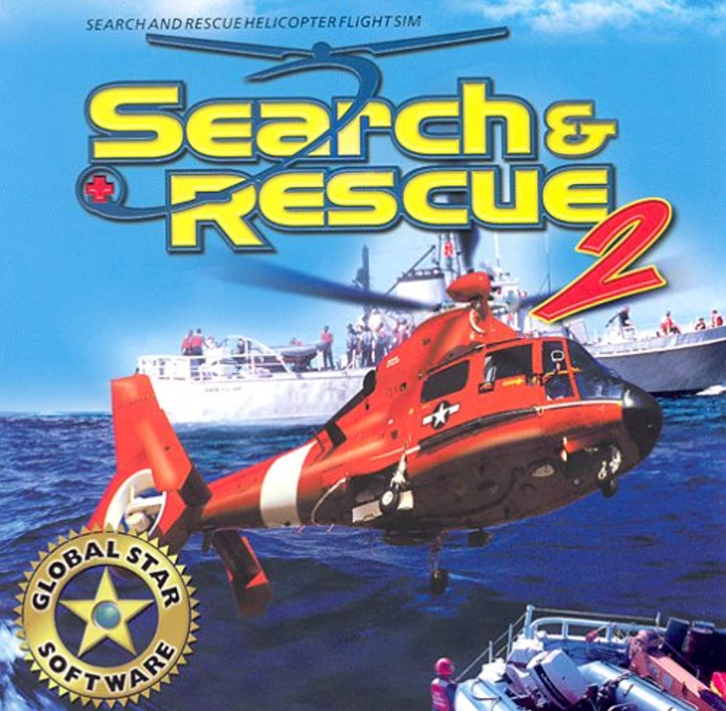 Search and Rescue 2 (Jewel Case) (輸入版)