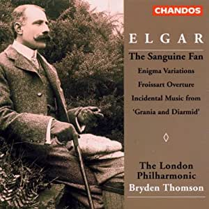 Elgar;Sanguine Fan/Incident