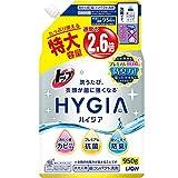 トップ ハイジア 洗濯洗剤 液体 詰替 特大 950g