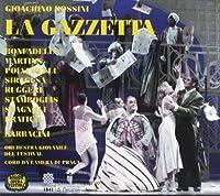 Rossini: La Gazzetta by Barbacini (2002-11-06)