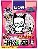 ニオイをとる紙の猫砂 10L