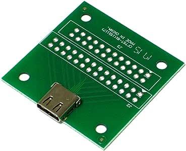 クラムワークス USB Type-C ケーブル用 実験 テストボード TB4040UCF 紙箱入り