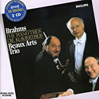 Brahms: Piano Trios (DECCA The Originals) by Beaux Arts Trio (2008-11-18)