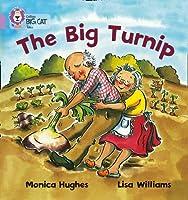 The Big Turnip (Collins Big Cat)