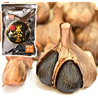 青森県産熟成黒にんにく 訳あり 500グラム 黒宝 500g 黒ニンニク バラタイプ
