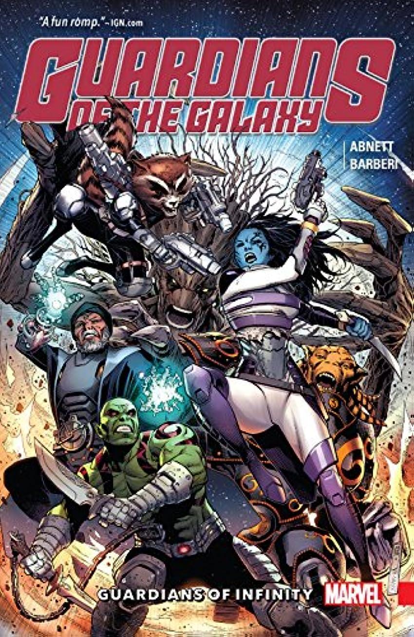 介入する取り除く拡散するGuardians of the Galaxy: Guardians of Infinity (Guardians of Infinity (2015-2016)) (English Edition)