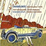 ジャック・イベール:管楽のための作品集(JACQUES IBERT:OEUVRES POUR VENTS)