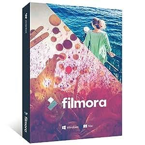 Wondershare Filmora動画編集(Win版) 動画編集 ビデオ編集 DVD作成ソフト 写真編集 MP4変換 PIP機能付 YouTubeやFacebook公開可|ワンダーシェアー