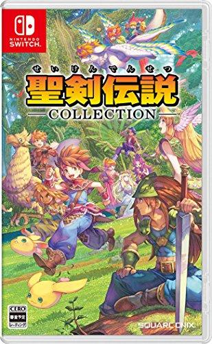 聖剣伝説コレクション - Switch