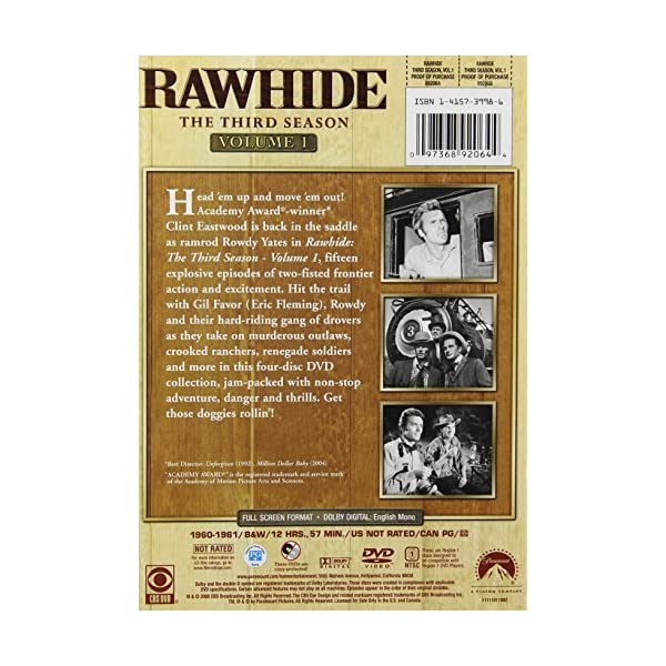 Rawhide: Four Season Pa...の紹介画像5