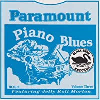 Paramount Piano Blues 3 by Various (1999-10-30)