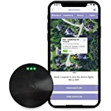 LandAirSea 54 GPS Tracker - USA Manufactured, Waterproof Magnet Mount. Full Global Coverage. 4G LTE Real-Time Tracking for Ve