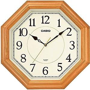 カシオ アナログ掛時計 スムーズ運針 IQ-1...の関連商品4