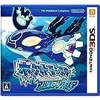 ポケットモンスター アルファサファイア 【Amazon.co.jp限定】オリジナルクリーナー(アルファサファイア) 付 - 3DS