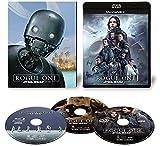 【早期購入特典あり】ローグ・ワン/スター・ウォーズ・ストーリー MovieNEX(初回限定版) [ブルーレイ+DVD+デジタルコピー(クラウド対応)+MovieNEXワールド] [Blu-ray](ハン・ソロ劇場公開記念キャンペーン B2ポスター付き)