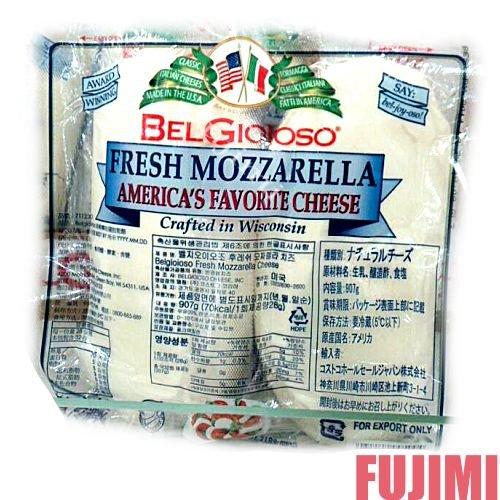 BELGIOIOSO アメリカ フレッシュモッツァレラチーズ 907g
