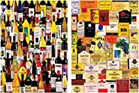 White Mountain Puzzles for The Love of Wine Jigsaw Puzzle (1000 Piece) [並行輸入品]