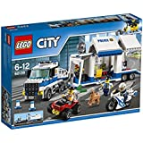LEGO CITY Mobile Command Centre 60139 Playset Toy