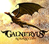 CARRY ON♪GALNERYUSのCDジャケット