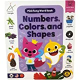 Pinkfong Word Book - Numbers, Colors, And Shapes