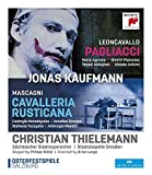 Mascagni - Cavalleria Rusticana / Leoncavallo - Pagliacci [Blu-ray] [Import] 画像