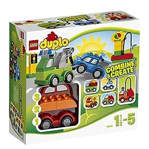 レゴ (LEGO) デュプロ のクルマセット 10552