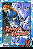 Rurouni Kenshin vol.11 : Overture To Destruction (Rurouni Kenshin (Graphic Novels))