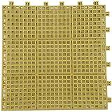 LIXIL(リクシル) INAX バルコニー用ユニットタイル セライージー副部材 納まり用樹脂マット ライトベージュ TFU-F300/LB
