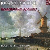 Hexachordum Apollinis - Guguette Gremy-Chauliac, clavecin