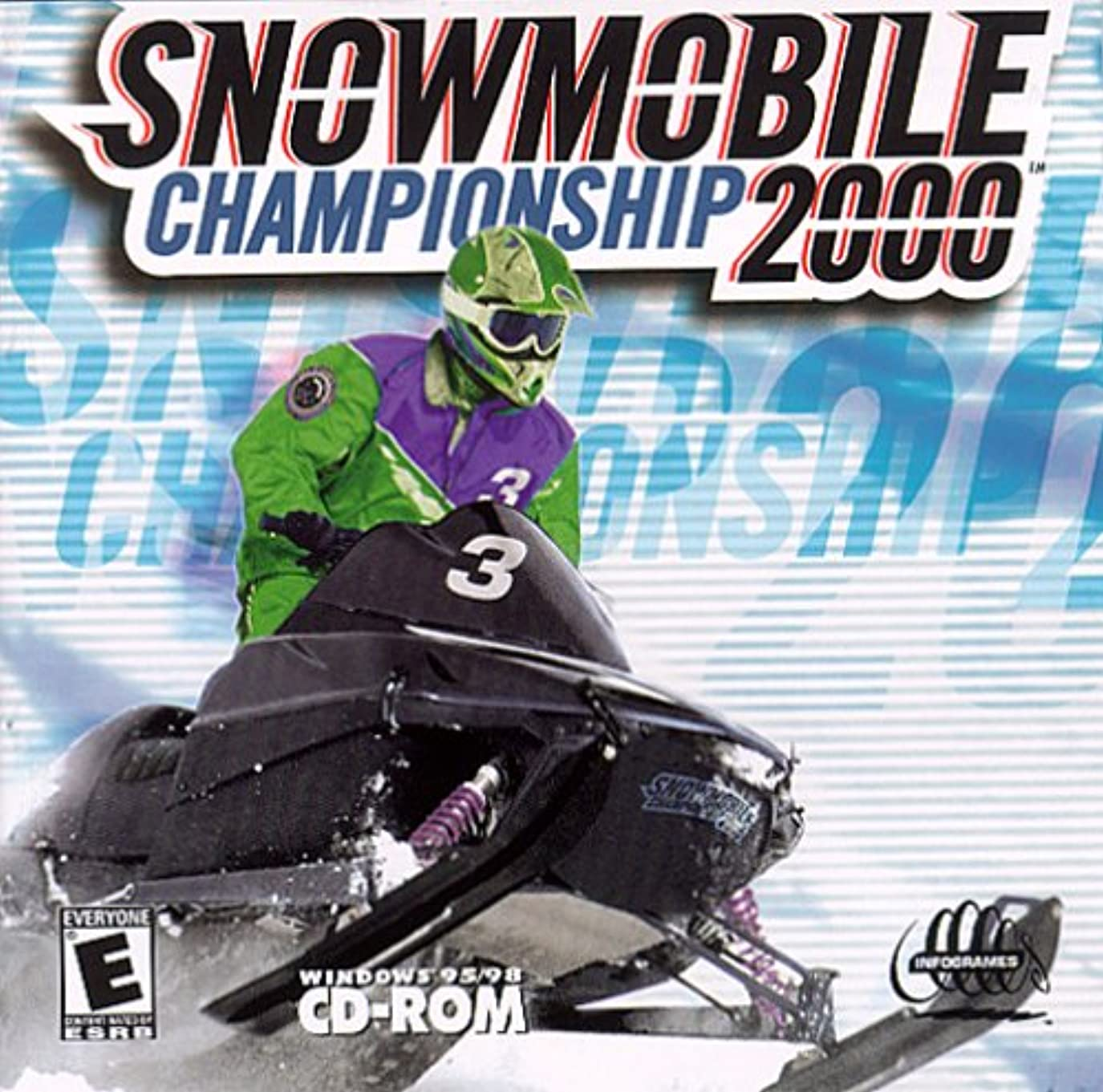 Snowmobile Championship (Jewel Case) (輸入版)
