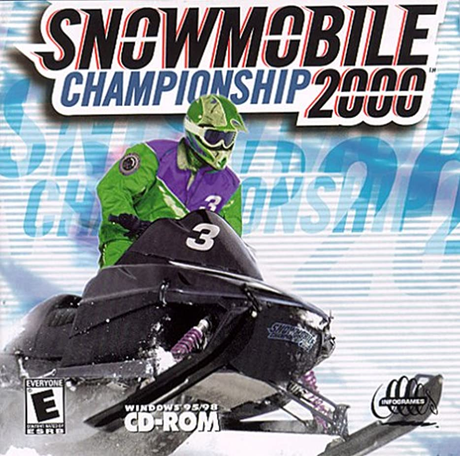 カラス時制大聖堂Snowmobile Championship (Jewel Case) (輸入版)