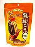 洽洽(焦糖)瓜子 キャラメル味 チャチャ食用ひまわり の種160g 【5点セット】中華物産 中華食材
